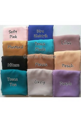 BASIC SQUARE HIJAB