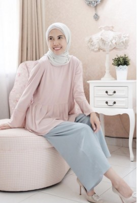 ALYSA TOP BABY PINK