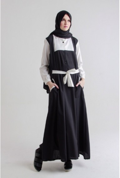 Macca Overall Dress