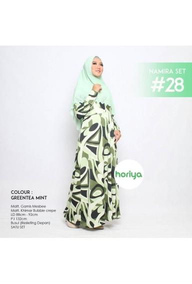 ZULFA DRESS