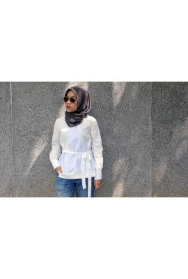 MONA BELT BLOUSE