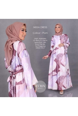 NISA ZEMA DRESS