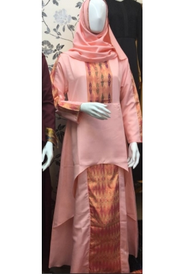 ZURI SONGKET DRESS SET