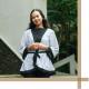 Carris kimono monokrom Eria