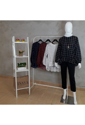 FEBBY SQUARE BLOUSE
