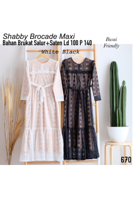SHABY DRESS