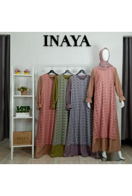 LEVA TILE DRESS