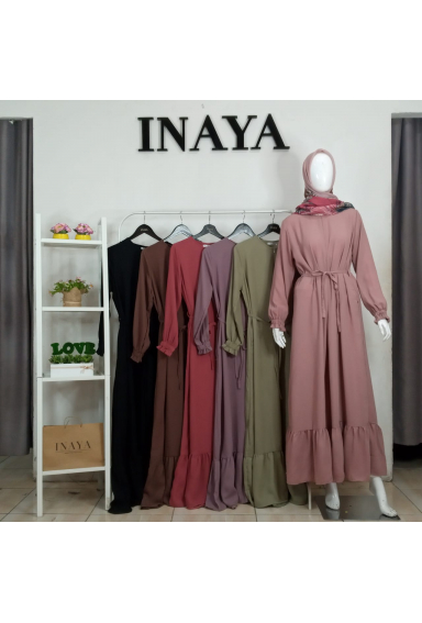 ALUR PLAIN DRESS