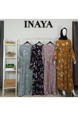 AVANA PLEATS DRESS