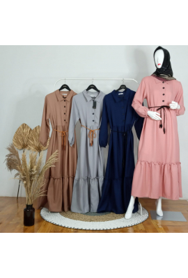 TRIA PLAN DRESS