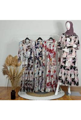 YURI HOMEY DRESS