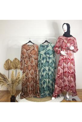 RIA HOMEY DRESS