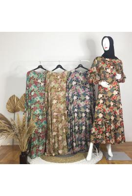 MIRA HOMEY DRESS