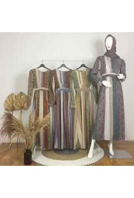 ZANIFA HOMEY DRESS