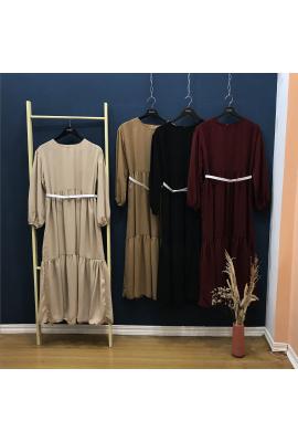 Alisa Basic Dress